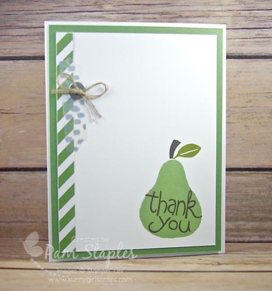 CARD: Farewell, Good Bye… Retiring Product spotlight on NC Stampin' Up! Demo Blog Hop