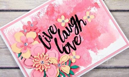CARD:  Layering Love Watercolor on CYCI124