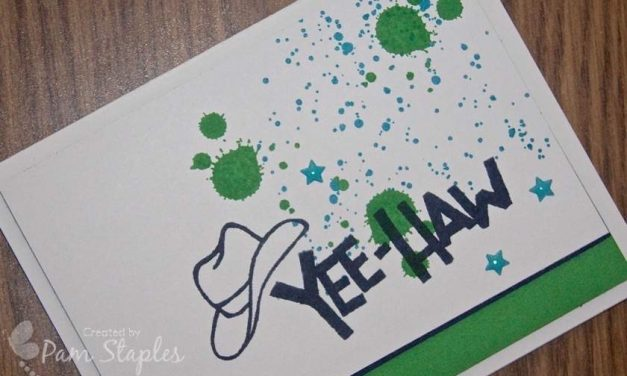 CARD: Yee-Haw on Vacation