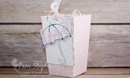 PROJECTS: Weather Together Bridal Shower Favor and more on the RemARKably Creative Blog Tour