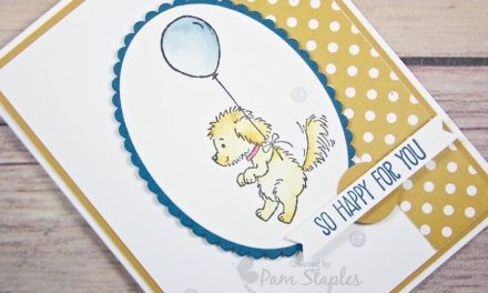 CARD: Cute Cuddly Bella and Friends with SUOC #155