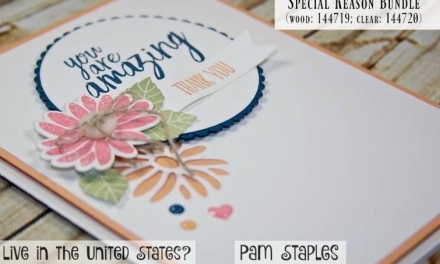 Special Reason Thank You Card for PCC229