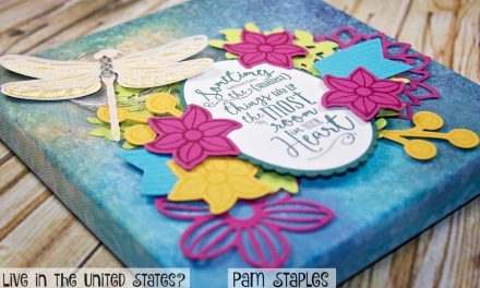 OSAT Flower Power Blog Hop