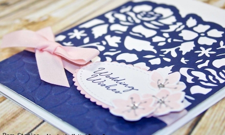 Colorful Seasons Wedding Card for PCC245