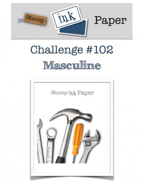 Stamp, Ink, Paper Challenge 102