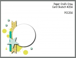 Paper Craft Crew Card Sketch Challenge 256. Come play along! #papercraftcrew #stampinup #sunnygirlscraps #papercrafting #papercrafts #stamping #stamps #papercraft #rubberstamp #rubberstamps #artsandcrafts #hobby #crafts #craftastherapy #createeveryday #happymail #snailmail #creativelifehappylife #handmadeisbetter #craftsposure #creativemess #christiancreative #becreative #instagood #crafters #diy #smallbusiness #cardmaking #cardmaker #washitape www.papercraftcrew.com www.sunnycraftcrew.com