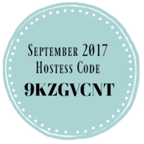 Shop today with SunnyGirlScraps using the hostess code for orders under $150.00.