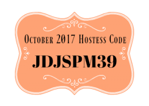 Order ONLINE today from Pam Staples, SunnyGirlScraps, using the October Hostess Code.