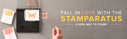 Reserve YOUR Stamparatus stamp positioning tool. Contact Pam Staples, SunnyGirlScraps for details!