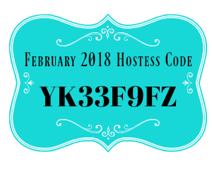 February 2018 Stampin' Up! Hostess Code. Shop with Pam Staples using the February 2018 Hostess Code.