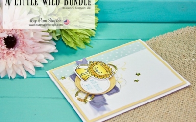 PCC 285: A Little Wild About You Card