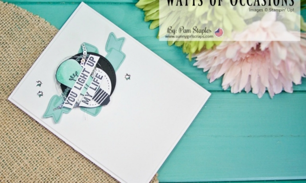 Watts of Occasions on the Autism Awareness Blog Hop