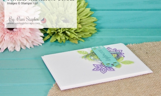Creating with Embossing Mats