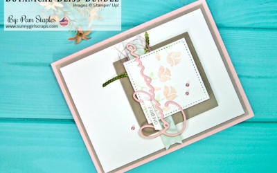 PCC 298: Botanical Bliss Amazing Friend Card