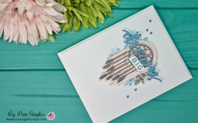 OnStage 2018 Display Stamper Submission
