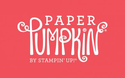 Paper Pumpkin – Blissful Blooms Video