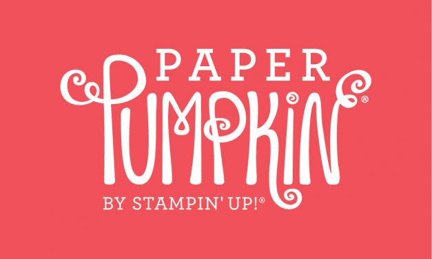 Paper Pumpkin – Blissful Blooms Video