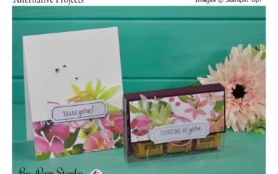 A Paper Pumpkin Thing Blog Hop – Blissful Blooms