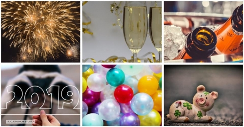 Celebration to Ring in the New Year with the Blogging Friends Blog Hop