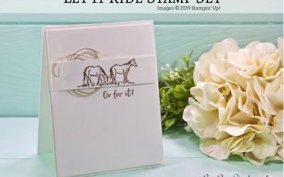 PCC328: Simple Stamping with Let It Ride