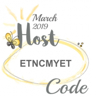 March 2019 Stampin' Up! Hostess Code for Pam Staples